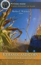 Ethanol & Corn