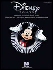 Disney Songs:  Note-For-Note Keyboard Transcriptions