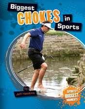 Biggest Chokes in Sports