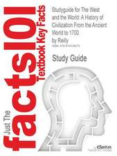 Studyguide for the West and the World