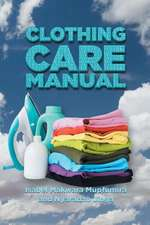 Clothing Care Manual