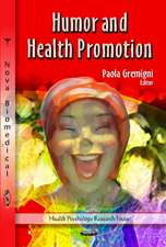 Humor & Health Promotion