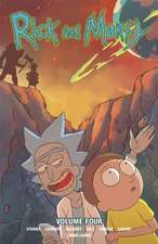 Rick and Morty, Volume 4
