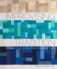 Improvising Tradition