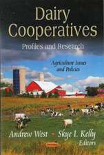 Dairy Cooperatives