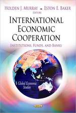 International Economic Cooperation