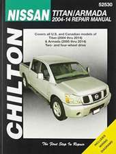 Nissan Titan/Armada Chilton Automotive Repair Manual
