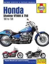 Honda Shadow VT600 & 750 (88 - 14) Haynes Repair Manual