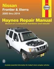 Nissan Frontier & Xterra 2005 Thru 2014