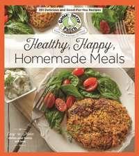 Healthy, Happy, Homemade Meals