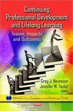 Continuing Professional Development & Lifelong Learning