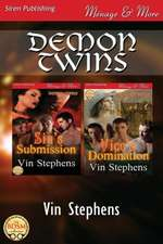 Demon Twins [Sin's Submission:  Vice's Domination] (Siren Publishing Menage and More)