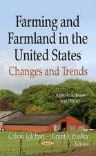 Farming and Farmland in the United States