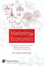 Marketing & Economics