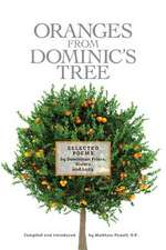 Oranges from Dominic's Tree
