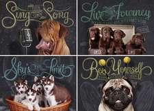Dogspirations:  1000pc Jigsaw Puzzle
