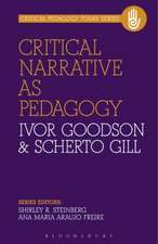 Critical Narrative as Pedagogy:  A Post-Brechtian Reading