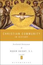 Christian Community in History, Volume 3