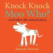 Knock Knock Moo Who?:  Bilingual Spanish English Edition