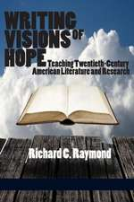 Writing Visions of Hope