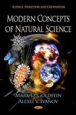 Modern Concepts of Natural Science
