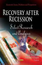 Recovery After Recession