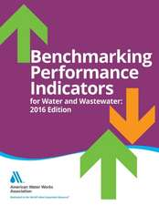 Benchmarking Performance Indicators for Water and Wastewater