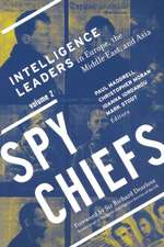 SPY CHIEFS VOLUME 2