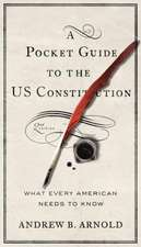 Pocket Guide to the US Constitution