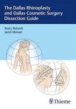 The Dallas Rhinoplasty and Dallas Cosmetic Surgery Dissection Guide: Dallas rinoplastie și chirurgie cosmetică