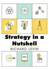 Strategy in a Nutshell