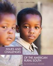 Issues and Challenges of the American Rural South (First Edition)