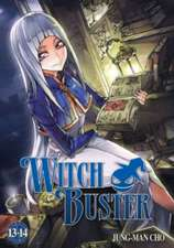 Witch Buster Vol. 13-14:  I Don't Have Many Friends - Club Minutes