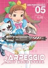 Arpeggio of Blue Steel Vol. 5:  White Rabbit and the Clockwork Trap Vol. 1