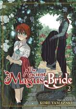 The Ancient Magus' Bride Vol. 2:  White Rabbit and Some Afternoon Tea, Volume 1