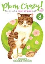 Plum Crazy! Tales of a Tiger-Striped Cat Vol. 3