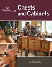 Fine Woodworking Chests and Cabinets:  500 Tips for Pickling, Canning, Curing, Smoking, and More