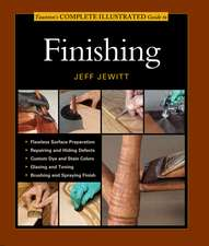 Taunton's Complete Illustrated Guide to Finishing:  25 Hand-Sewn Projects to Make and Share