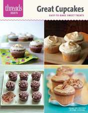 Great Cupcakes:  Easy-To-Bake Sweet Treats