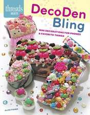 DecoDen Bling:  Mini Decorations for Phones & Favorite Things
