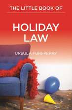 The Little Book of Holiday Law