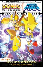 Sonic / Mega Man: Worlds Unite 3: Allied Forces