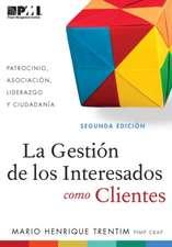 Trentim, M:  Gesti¿n de los Interesados como Clientes (Spani