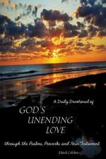 A Daily Devotional of God's Unending Love