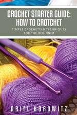 Crochet Starter Guide