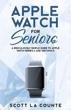 Apple Watch For Seniors