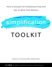 WHY SIMPLE WINS TOOLKIT