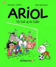 ARIOL SC VOL 09 TEETH OF THE RABBIT