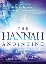 Hannah Anointing