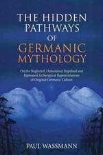 Hidden Pathways of Germanic Mythology